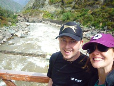 Inca Trek, Bridge, Peru, River, Machu Picchu