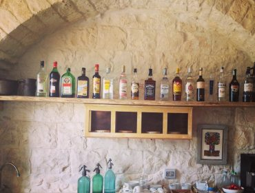 Honesty Bar, Trullo, Masseria Cervarolo, Accommodation, Puglia, Style, Stylish, Classy, Boutique, Masseria, Italy, Apulia