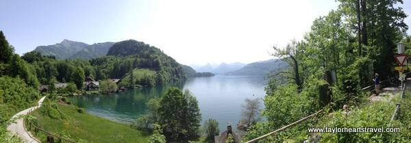 Austria, Austrian Lakes, Salzkammergut, Scenery, Views, Travel, Travel Blog, Travel Blogger, Taylor Hearts Travel,