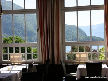 Hotel Billroth, Restaurant, Pancake Ice Cream, Pancake, Austrian Lakes, Travel Blog