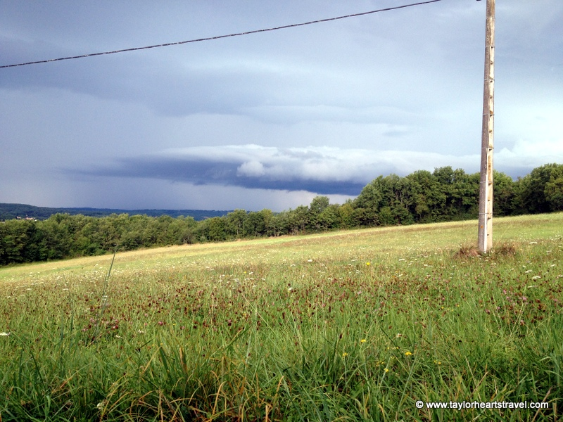 Salviac, Sky, Clouds, France, Storm, Travel Blog,
