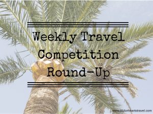 Taylor Hearts Travel Competition Round-Up