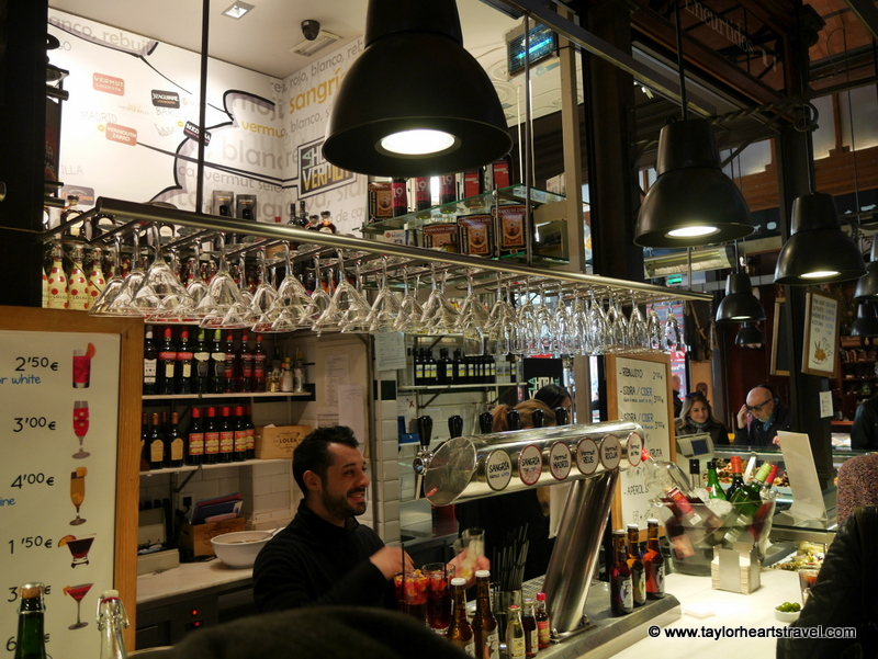What to do in Madrid, Mercado San Miguel, Madrid