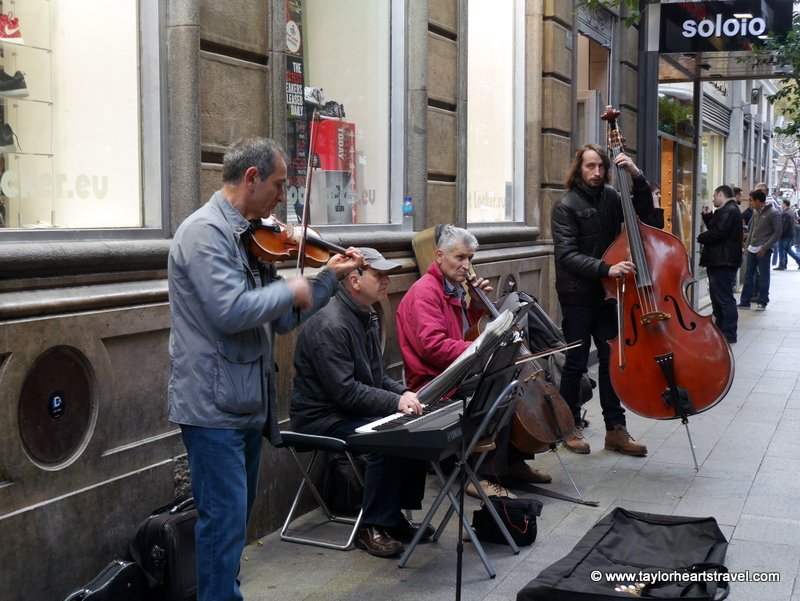 What to do in Madrid, Buskers, Street entertainers, Madrid
