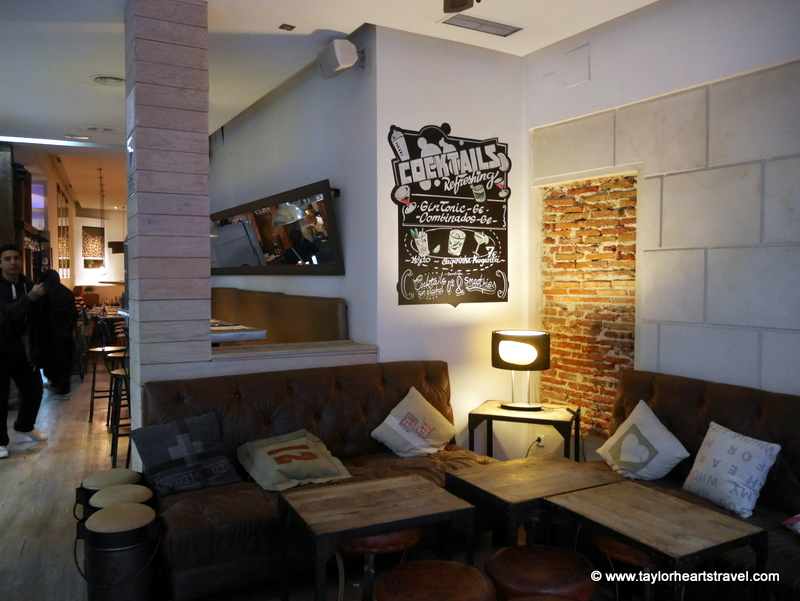 What to do in Madrid, Cafe, Spain, Travel Blog