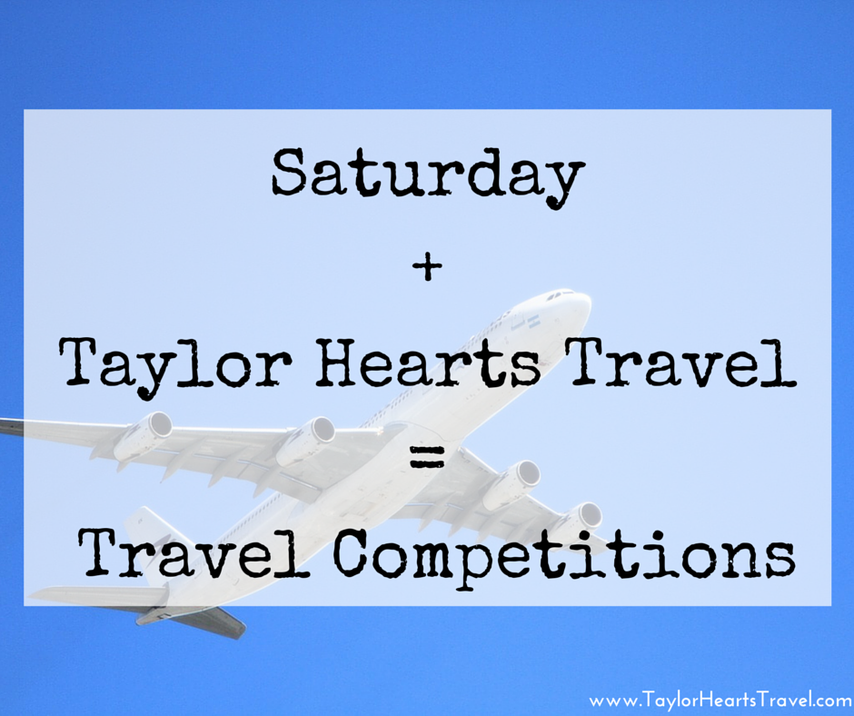 Travel Competitions, Win, Win a Trip, Win a Holiday