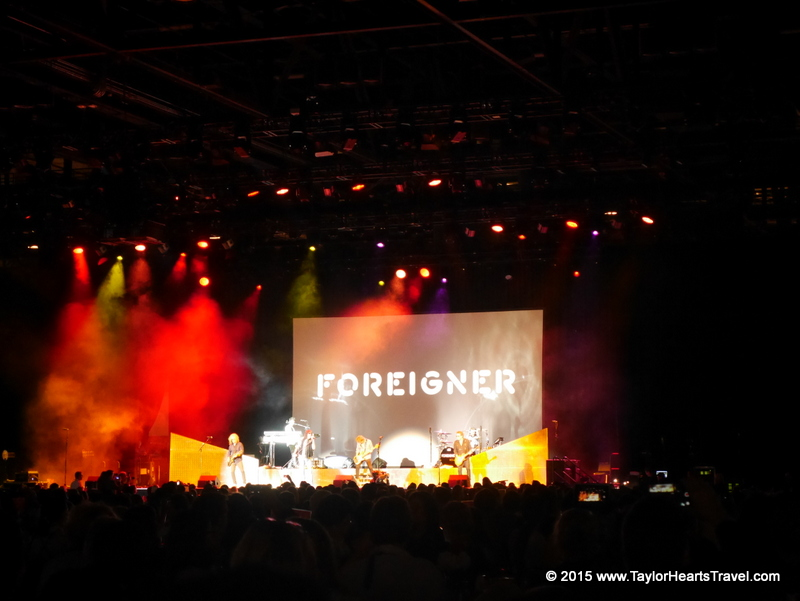 Foreigner, IPW 2015, POW Wow 2015, Pow Wow America, IPWVirgin, #IPWVirgin, #IPW2015, #IPW15, Orlando, America, Travel Blog, Travel Bloggers, Conference