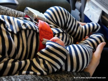 KLM Reviews - KLM Airline Review - Baby Travel (7)