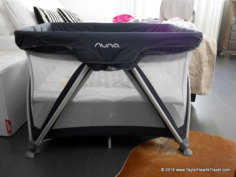 nuna sena travel cot, playard, travel cot, Nuna, portable crib, travel cots, travel crib