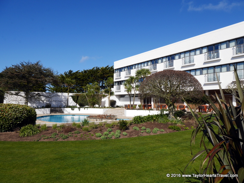 Atlantic Hotel Jersey, Jersey, Channel Islands, Family Travel Blog, Baby Travel Blog