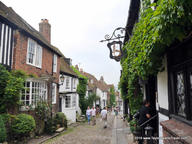 1066 Country, Rye, Mermaid Inn, Mermaid Street