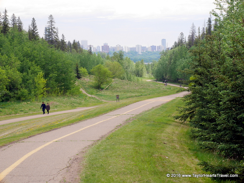 Edmonton, Alberta, Canada, Edmonton things to do, family travel blog, River Valley