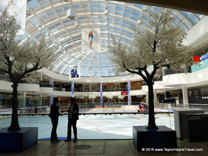 Edmonton, Alberta, Canada, Edmonton things to do, family travel blog, West Edmonton Mall, Shopping, water park