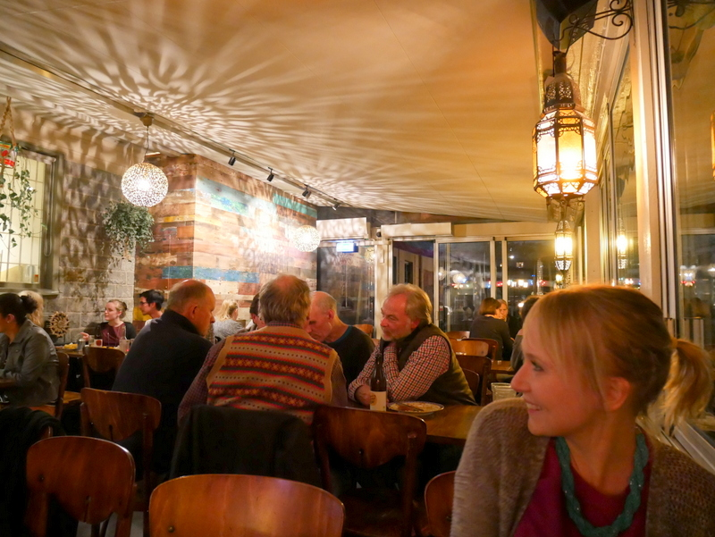 Things to do in Stockholm - Go vegetarian at Hermans!