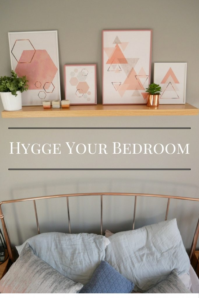 Hygge Bedroom, Hygge Bedroom Ideas, Copper Bedroom, Blush bedroom, dulux amazing space,