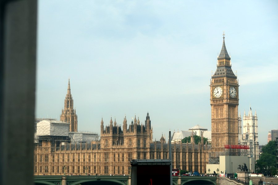 Westminster, Big Ben, London Marriott Hotel County Hall, Silver Lining Service, Room Tour, Hotel Tour, Review
