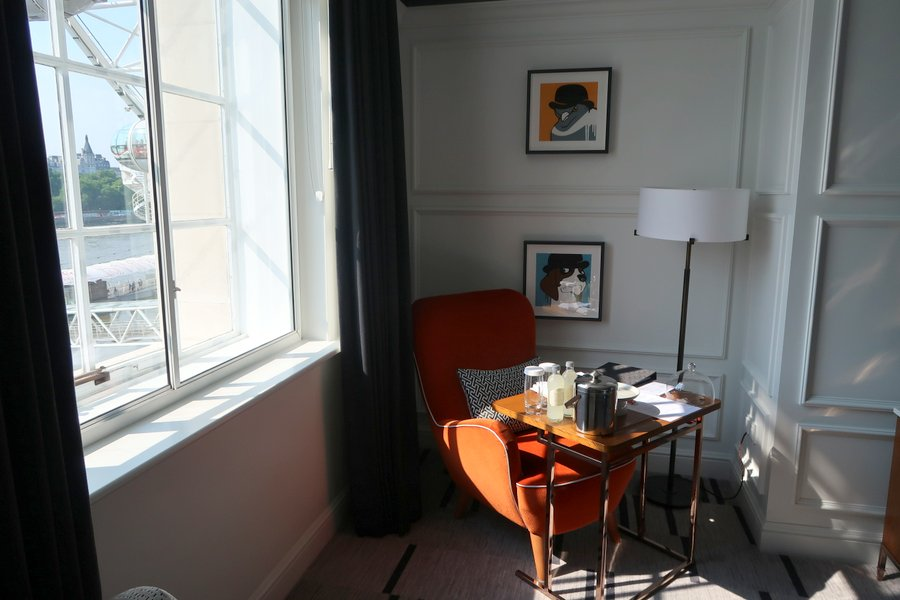 London Marriott Hotel County Hall, Silver Lining Service, Room Tour, Hotel Tour, Review