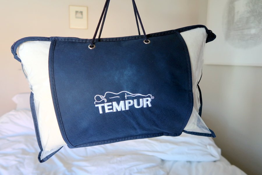 Tempur Challenge, tips for sleep