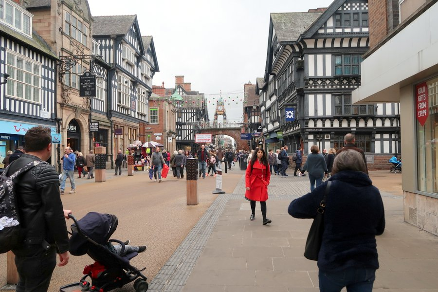 Visit Chester, Things to do in Chester, Family, Travel Blog, Taylor Hearts Travel, Chester Guide, Chester, The Rows