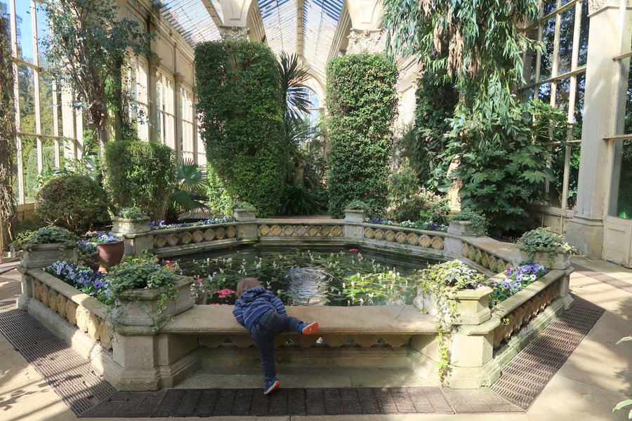 Castle Ashby Gardens - things to do in Northampton