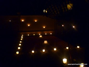 Bali things to do, Red Light Dinner, Komaneka, Romantic Dinner, Special Dinner, Bali, Ubud, Travel Blog,