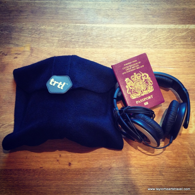 Turtle Travel Pillow Review