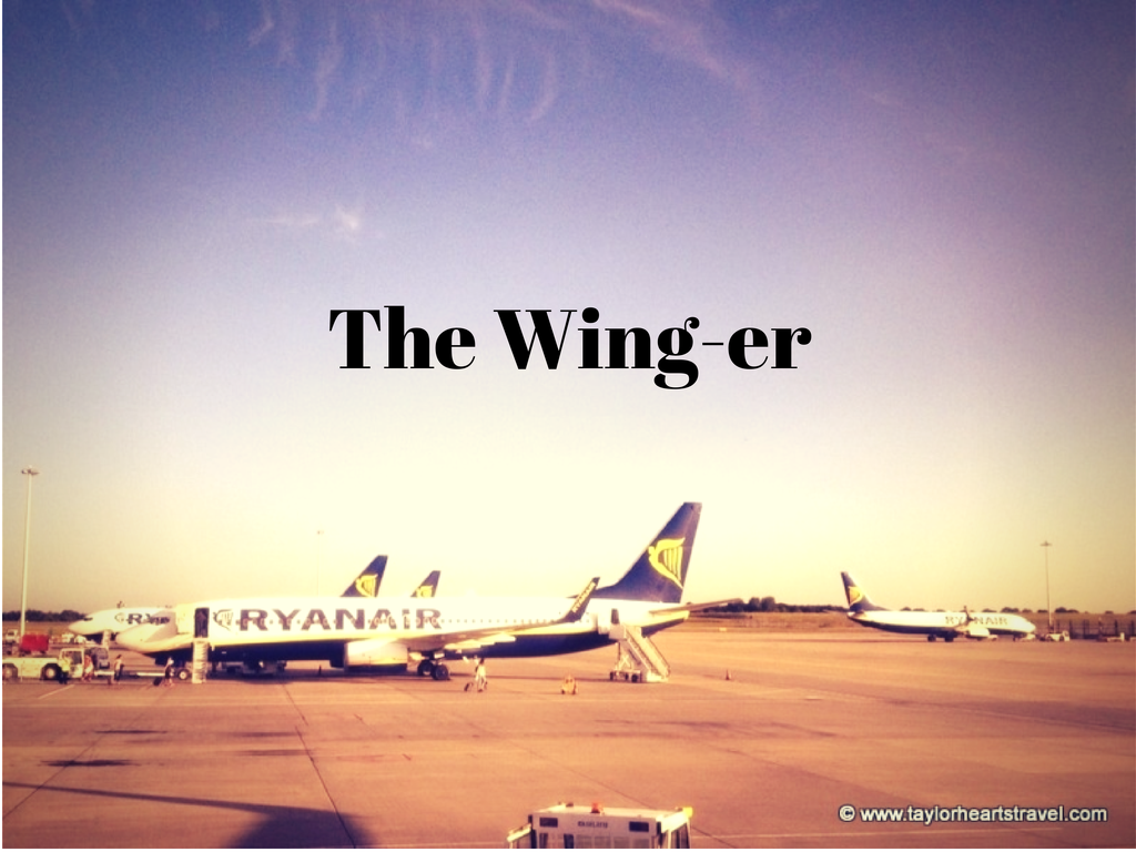 The traveller, What kind of traveller are you, Traveller, Traveler, Wanderlust, Wonderlust, The Wing-er