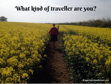 What kind of traveller are you, Traveller, Traveler, Wanderlust, Wonderlust,