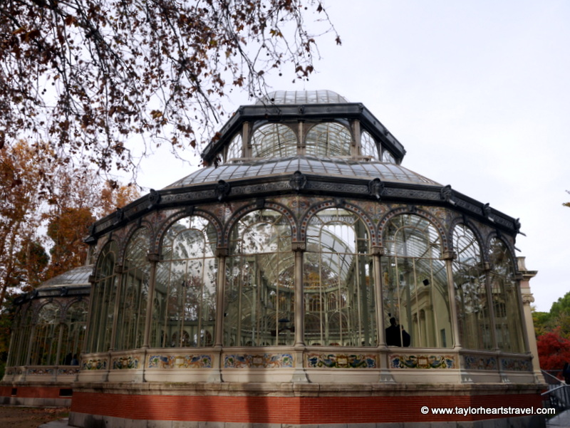 El Retiro Park, spain, Retiro park Madrid, Madrid, Retiro Park, photography, photos, Palacio de Cristal, the Glass Palace, The Crystal Palace,