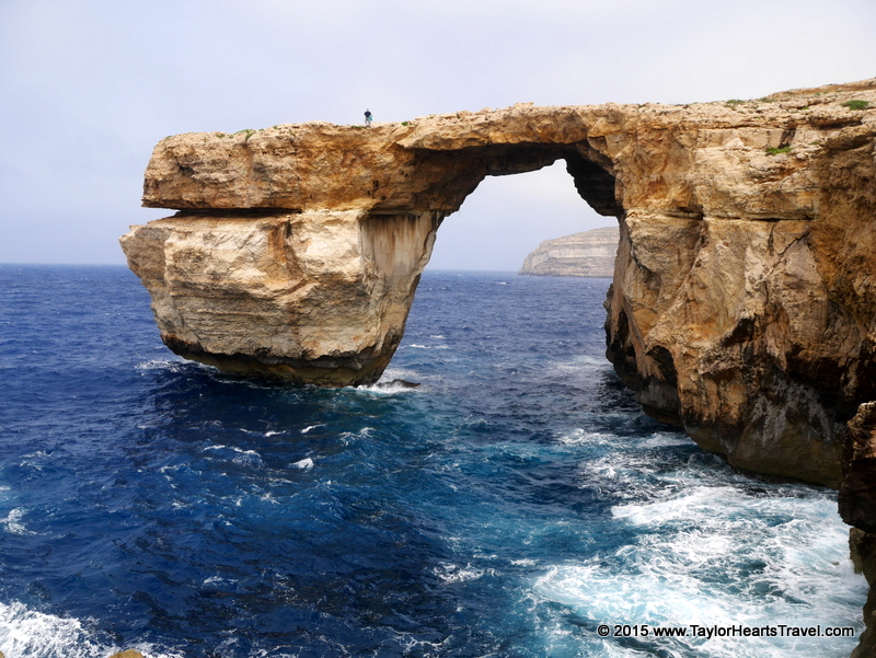 gozo holidays, azure window, Malta Gozo, Gozo, Travel Blog, Taylor Hearts Travel