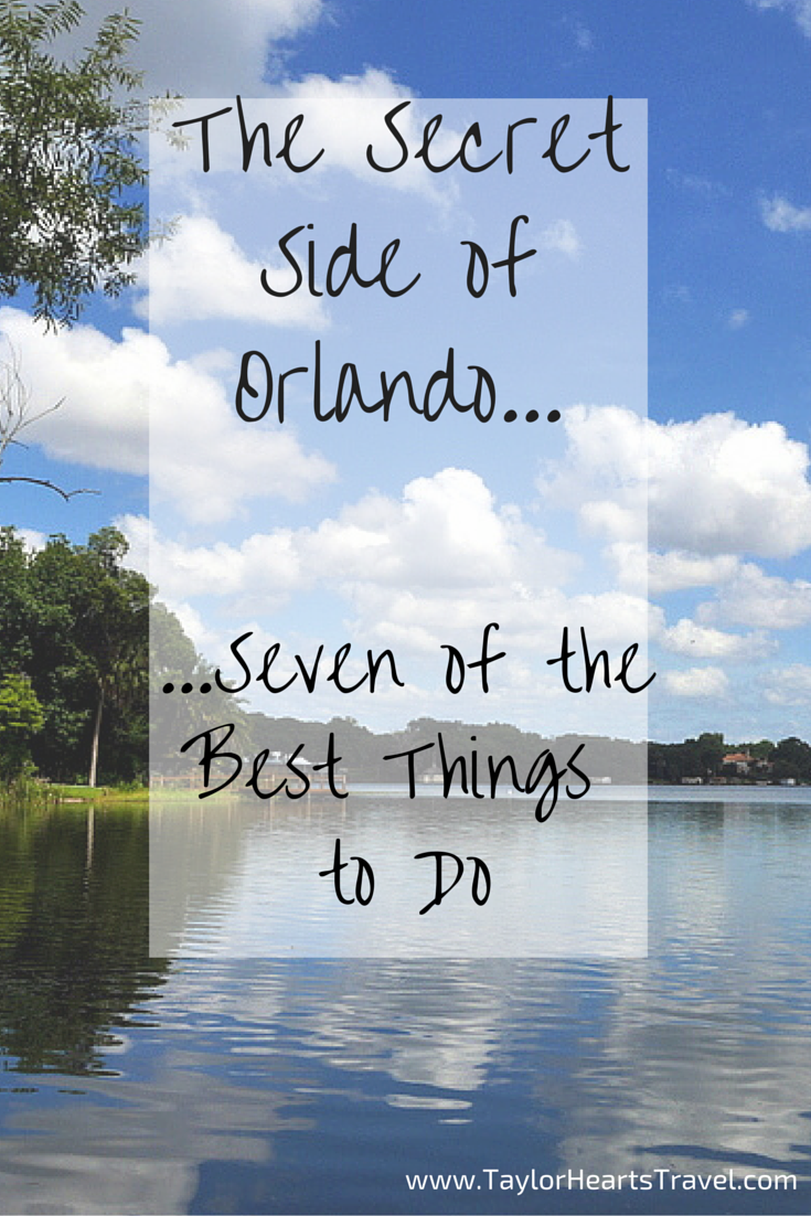 The Best Beaches Of Orlando