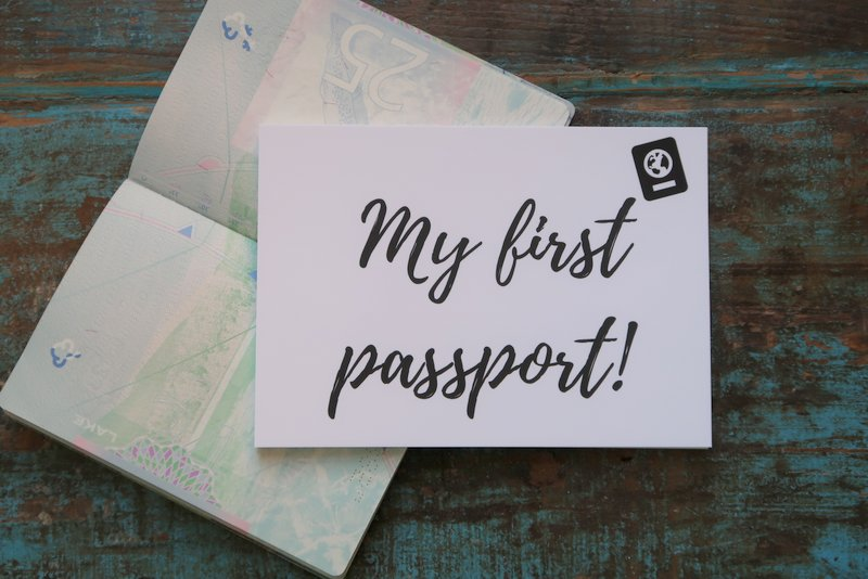 Baby Travel Milestone Cards, Mini Explorer Milestone cards, Family Travel Milestone Cards, Baby Milestone cards, stylish baby milestone cards, monochrome baby milestone cards, milestone cards, taylor hearts travel, first passport