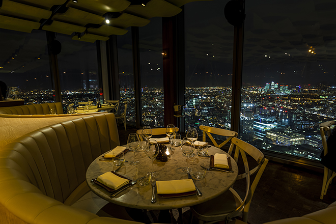 Top London Restaurants, London restaurant, Duck and Waffle