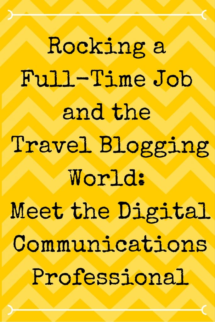 Travel Job, Blogging Job, Blog Job