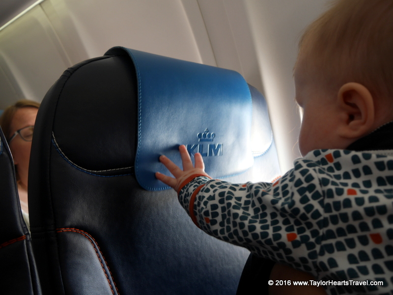 Flying with a baby, KLM, Baby Travel, Family travel, taylor hearts travel, family travel blog, baby travel blog