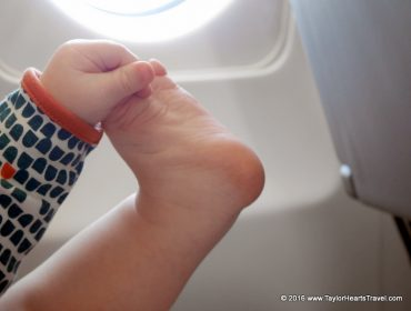 Flying with a baby, baby travel, travel baby, fly with a baby