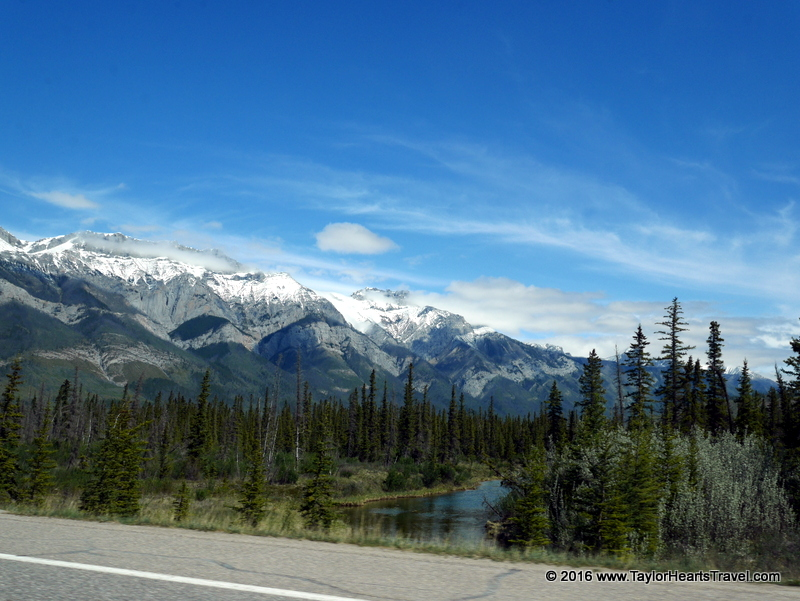 Jasper National Park, Jasper, Jasper Alberta, Jasper Canada, family travel blog