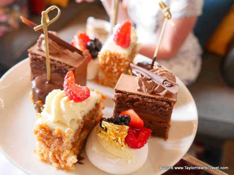Afternoon Tea, Cheltenham, Ellenborough Park