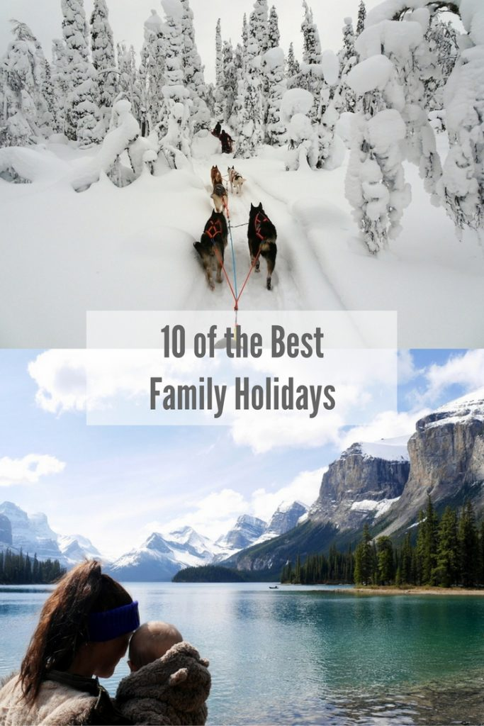 Family Travel, Best Family Holidays, Family Holiday destinations