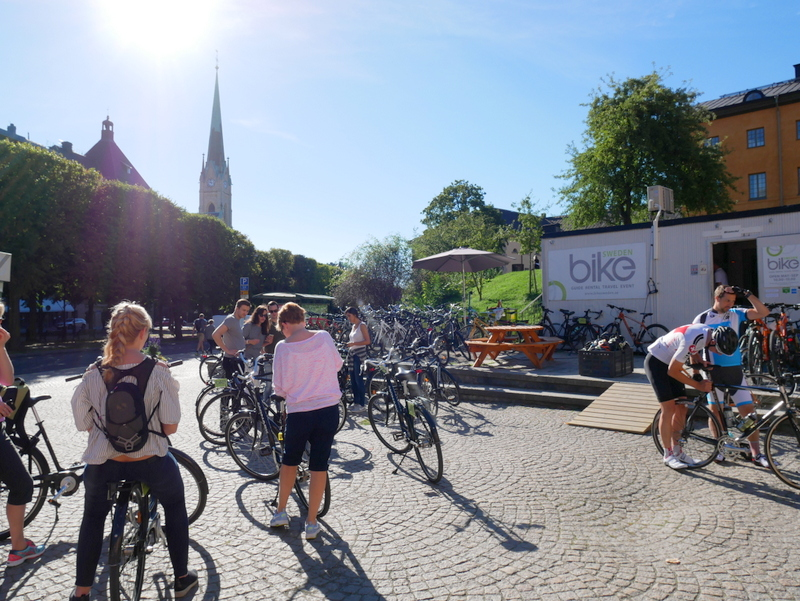 Bike Sweden - a bike tour in Stockholm