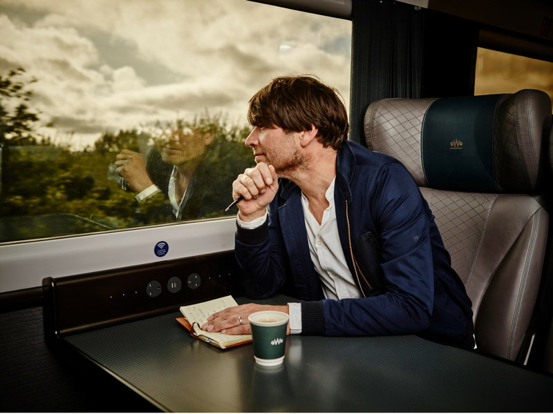 Win a year of free train travel
