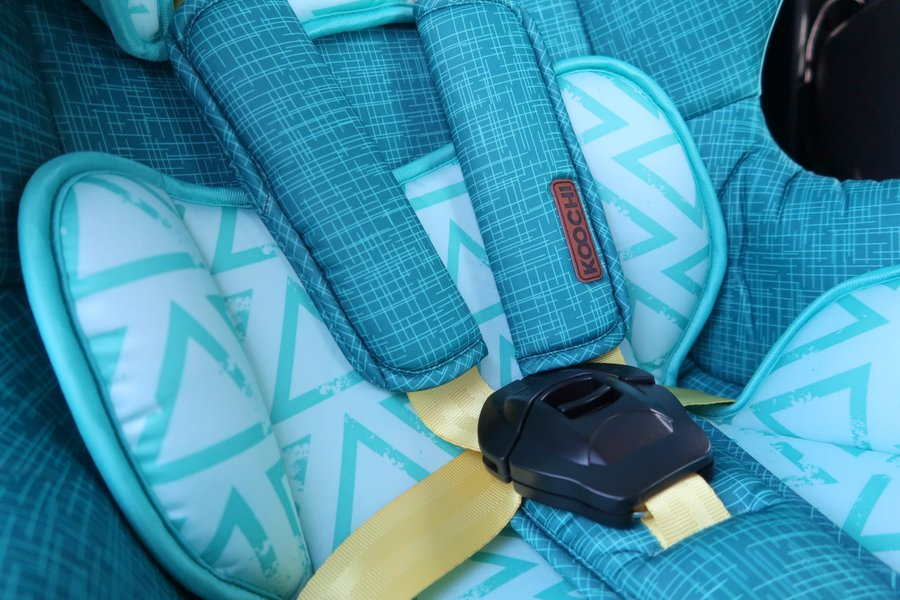Koochi, Car Seat, Toddler Seat, Havana, Review
