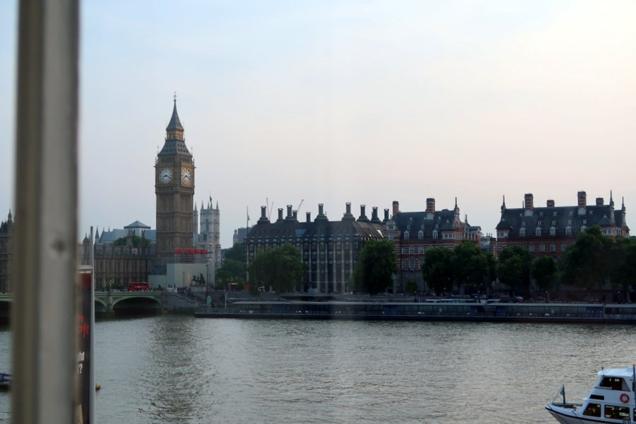 Big Ben, Westminster, London Marriott Hotel County Hall, Silver Lining Service, Room Tour, Hotel Tour, Review