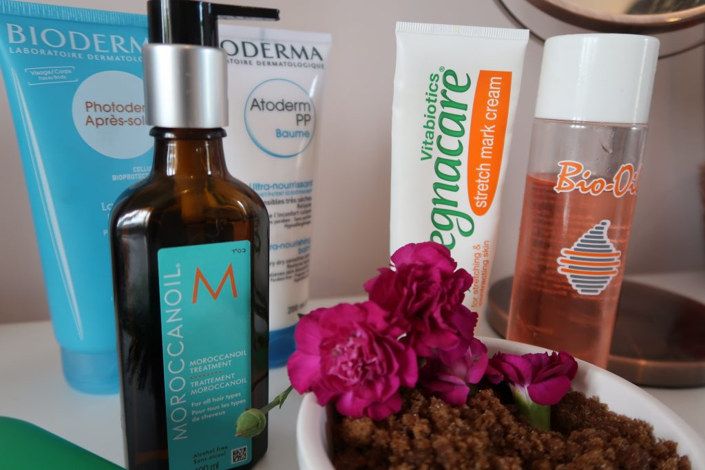 Pregnancy Beauty Products, Pregnancy Skin Care