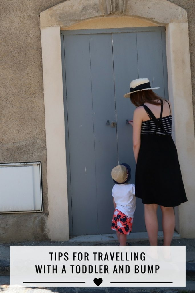 Travel Tips, travelling with a toddler, travelling with children, travelling pregnant