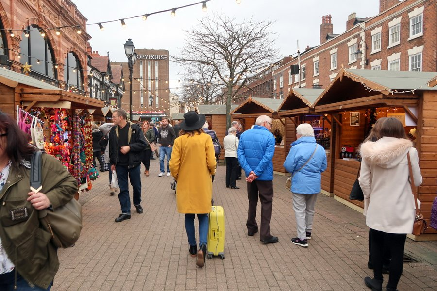 Visit Chester, Things to do in Chester, Family, Travel Blog, Taylor Hearts Travel, Chester Guide, Chester, Chester Christmas Market