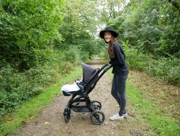 Egg Pushchair - Babystyle Egg - Egg Travel System - Review - Egg Buggy