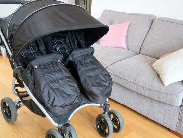 Red Kite Strollers, Twin Pushchairs, Twin Buggy, Push Me Twini, Twin Buggy, Review