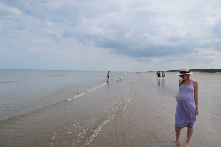 Family Holidays in Norfolk, Travel when pregnant