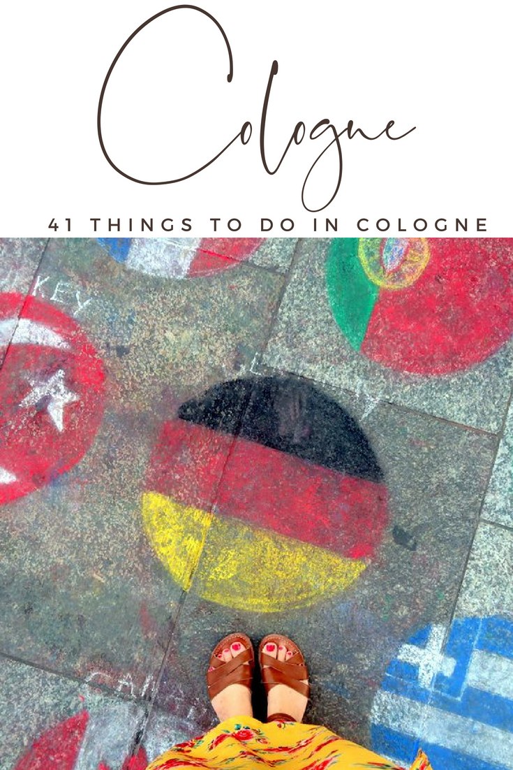 Things to do in Cologne